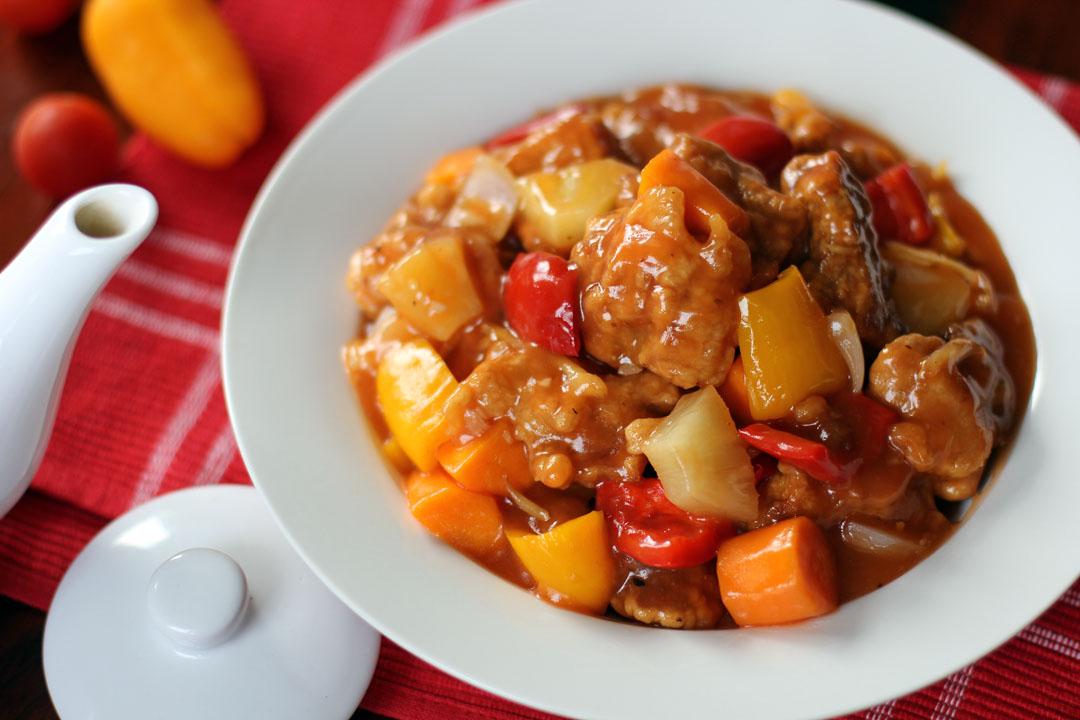 Sweet And Sour Pork Ang Sarap