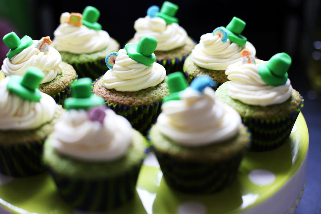 Patron Cupcakes With Box Cake Mix