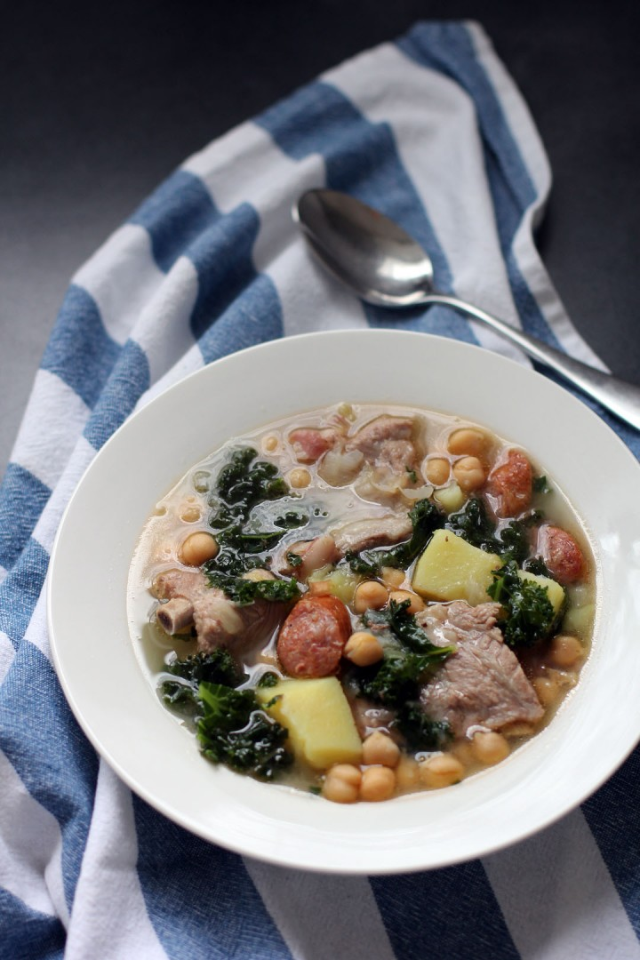 Galician Pork and Vegetable Stew